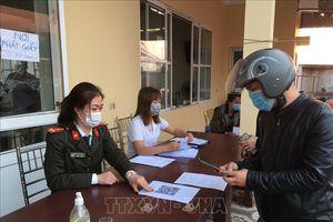 Các địa phương tăng cường rà soát phòng, chống dịch COVID-19