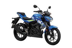 Bảng giá xe máy Suzuki tháng 5/2021: Thêm lựa chọn mới, giảm giá sốc