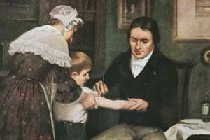 Vết sẹo tiêm chủng - 'Hộ chiếu vaccine' đã xuất hiện từ thế kỷ 20