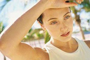 Thực phẩm giúp bạn chống say nắng hiệu quả