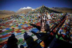 Hình ảnh ấn tượng về cuộc sống thường ngày ở Tây Tạng