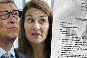Báo Mỹ: Vợ chồng Bill Gates có thể đang phân chia khối tài sản 145 tỉ USD