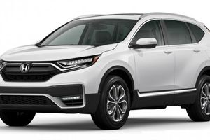 Bảng giá ô tô Honda tháng 5/2021: Tiếp tục chương trình ưu đãi đối với dòng xe CR-V