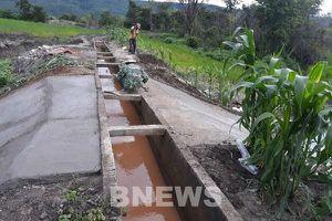 Gia Lai yêu cầu làm lại báo cáo công trình thủy lợi chưa nghiệm thu đã xuống cấp