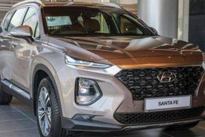 Bảng giá ô tô Hyundai tháng 5/2021: SantaFe giảm giá hơn trăm triệu đồng