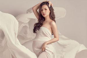 'Phu nhân hào môn' Phanh Lee khoe bụng bầu, nhan sắc cùng khí chất ngời ngời khiến chị em ngưỡng mộ
