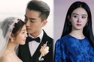 Trần Nghiên Hy lên tiếng khi dân mạng muốn Trần Hiểu ly hôn với mình để theo đuổi Triệu Lệ Dĩnh