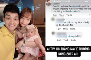 Vợ Mạc Văn Khoa tuyên bố 'thưởng nóng' 20 triệu cho ai tìm ra kẻ chê bai con gái mình xấu xí