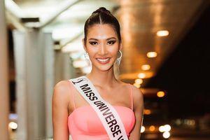 Hoàng Thùy bức xúc vì bị cuộc thi Hoa hậu sử dụng hình ảnh trái phép, BTC phải lên tiếng xin lỗi