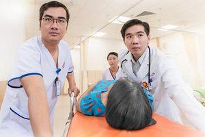 TPHCM: Bệnh viện tư đầu tiên đạt chứng nhận Chất lượng điều trị Vàng về đột quỵ