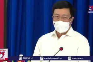 Phó Thủ tướng Phạm Bình Minh tiếp xúc cử tri Vũng Tàu