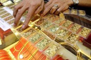 Giá vàng trong nước tăng 120.000 đồng/lượng