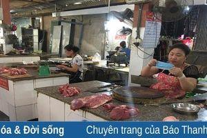 Nhiều chợ nông thôn vẫn lơ là trong phòng, chống dịch COVID-19