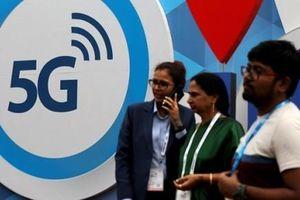 Ấn Độ cho các công ty Trung Quốc 'ra rìa' trong cuộc thử nghiệm 5G