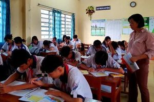 Thới Lai nâng cao chất lượng giáo dục bậc THCS