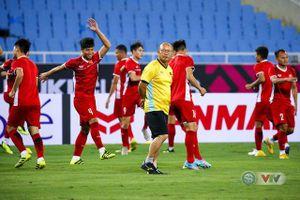 Danh sách tập trung ĐT Việt Nam chuẩn bị cho vòng loại World Cup 2022