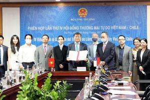 FTA Việt Nam - Chile: Cú hích trong quan hệ kinh tế, thương mại song phương