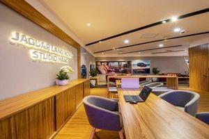 Mở cửa không gian trưng bày Jaguar Land Rover Studio Hanoi
