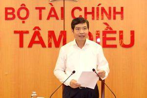 Đảng ủy Bộ Tài chính tổ chức Hội nghị Ban Chấp hành Đảng bộ lần thứ 4