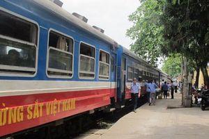 Đường sắt dừng chạy nhiều tàu đi các địa phương vì Covid-19