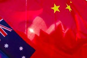 Căng thẳng gia tăng: Trung Quốc đình chỉ hiệp định kinh tế với Úc