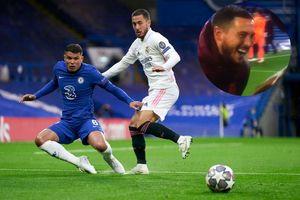 Hazard cười hết cỡ trong ngày Real Madrid thua Chelsea