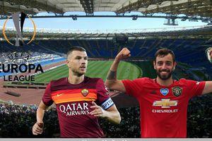 Dự đoán kết quả, đội hình xuất phát trận Roma – MU