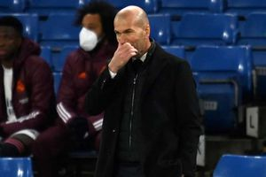 HLV Zidane thừa nhận Chelsea vượt trội Real Madrid