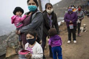 'Bóng ma' Covid-19 đe dọa làm trầm trọng thêm tình trạng đói nghèo toàn cầu