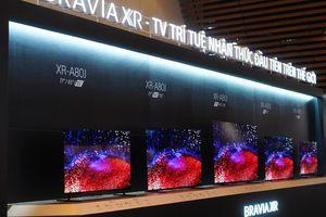 Nâng cao trải nghiệm nghe nhìn với bộ xử lý trí tuệ nhận thức trên dòng TV mới của Sony