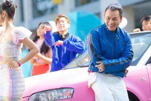 Nam rapper chơi 'hệ màu hồng' Binz gây bão với vũ điệu kéo mood trong MV mới