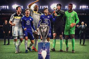 Chelsea mơ tái hiện ký ức vô địch Champions League năm 2012