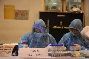 Thái Bình có 5 ca dương tính SARS-CoV-2 liên quan BV Bệnh Nhiệt đới Trung ương
