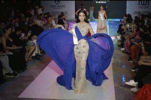 2 hoa hậu Việt Nam xuất hiện trong clip giới thiệu Miss World 2021