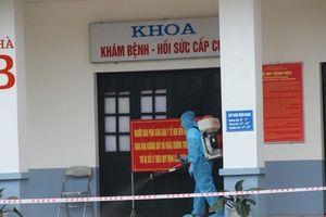 Phát hiện ca nghi nhiễm COVID-19 tại Lạng Sơn