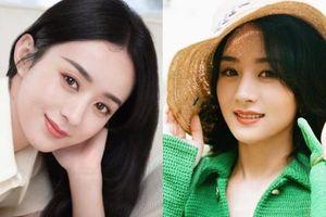 Triệu Lệ Dĩnh khoe làn da đẹp không tì vết trong loạt ảnh công bố đại diện Dior Skincare