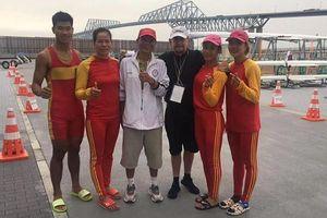 Hai tay chèo nữ Việt Nam giành vé dự Olympic Tokyo
