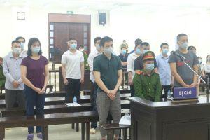 Đại án Nhật Cường: VKS đề nghị phạt tù 14 bị cáo
