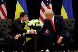'Nhiệm kỳ của ông Trump là thời kỳ khó khăn với Ukraine'