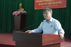 Luật sư Trương Trọng Nghĩa trả lời về ĐBQH ít phát biểu?