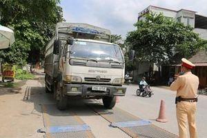 Yêu cầu xử lý xe quá tải ở tỉnh Yên Bái