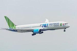 Bamboo Airways được cấp slot bay thẳng thường lệ tới Hoa Kỳ