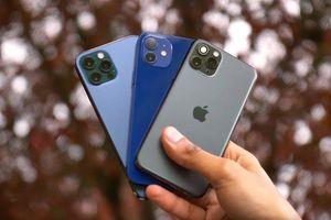 10 smartphone bán chạy nhất tháng 4 tại Việt Nam