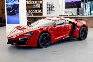Bán đấu giá bản sao siêu xe 3,4 triệu USD trong 'Fast & Furious 7'