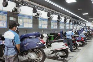 Piaggio tăng bảo hành lên 5 năm, nhiều hơn Honda và Yamaha
