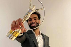 Salah được vinh danh ở giải Thể thao Thế giới