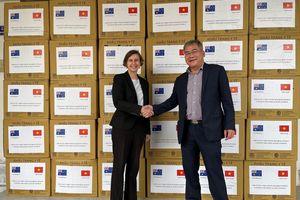 Việt Nam viện trợ hơn 800.000 khẩu trang cho Đông Timor