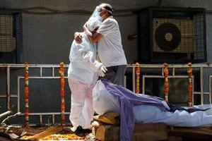 Những dòng tweet bất tận lột tả thảm cảnh ở Ấn Độ