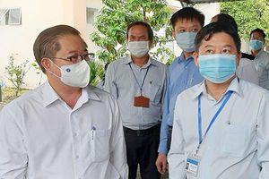Dự kiến xây dựng bệnh viện dã chiến quy mô 800 giường tại Cần Thơ
