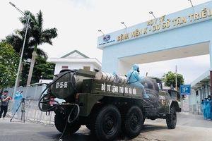 Hà Tĩnh: Ra văn bản hỏa tốc tìm kiếm công dân từng đến Bệnh viện K